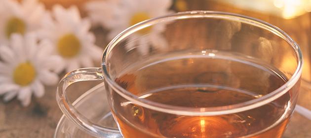 cup of tea & honey